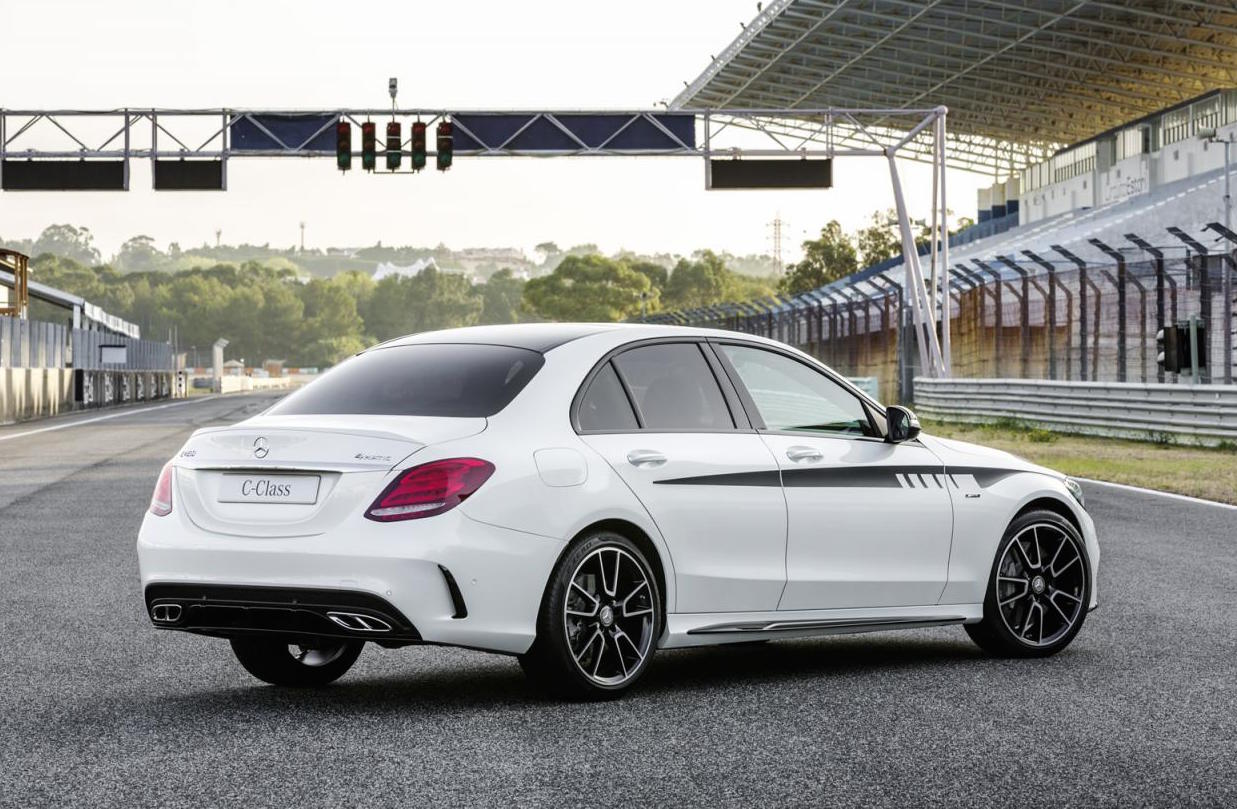 Amg styling accessories announced for mercedes benz c for Mercedes benz accessories