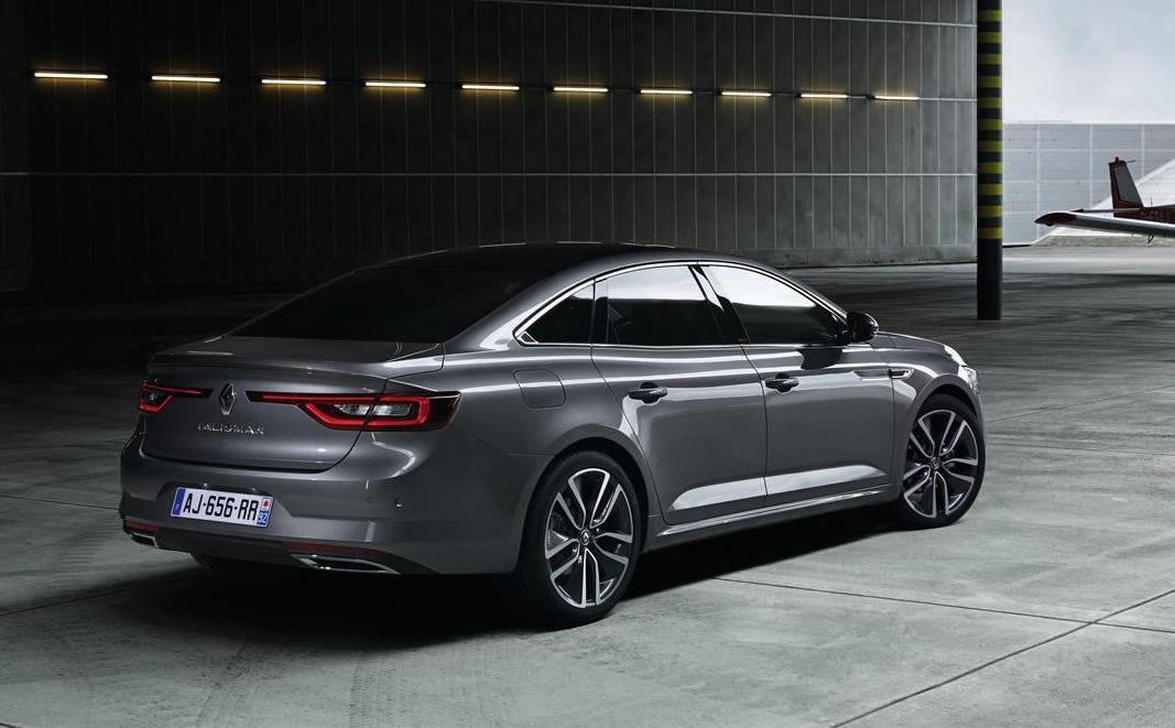 renault talisman revealed new premium mid size sedan performancedrive. Black Bedroom Furniture Sets. Home Design Ideas