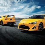 Toyota 86 Yellow Limited edition announced for Japan