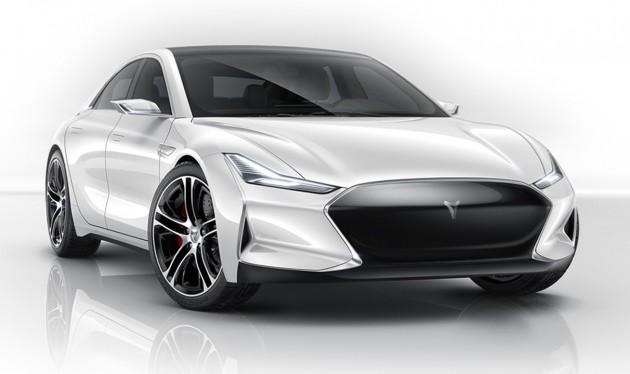 Youxia X-Tesla ripoff