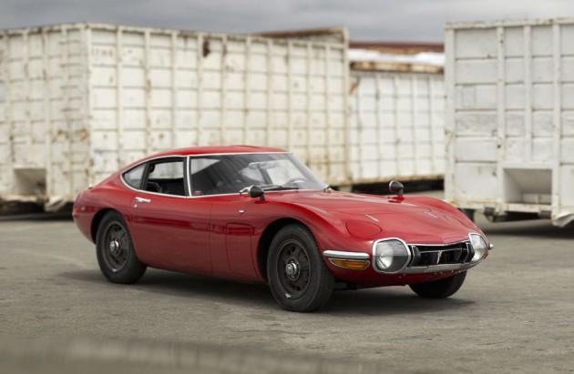 1967 Toyota 2000GT-US-spec