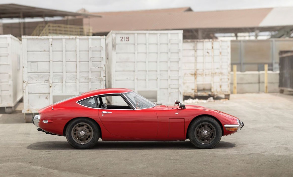 for sale 1967 toyota 2000gt first us delivered example performancedrive. Black Bedroom Furniture Sets. Home Design Ideas