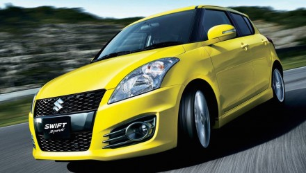 Suzuki concept to debut at Tokyo show, previewing 2017 Swift Sport?