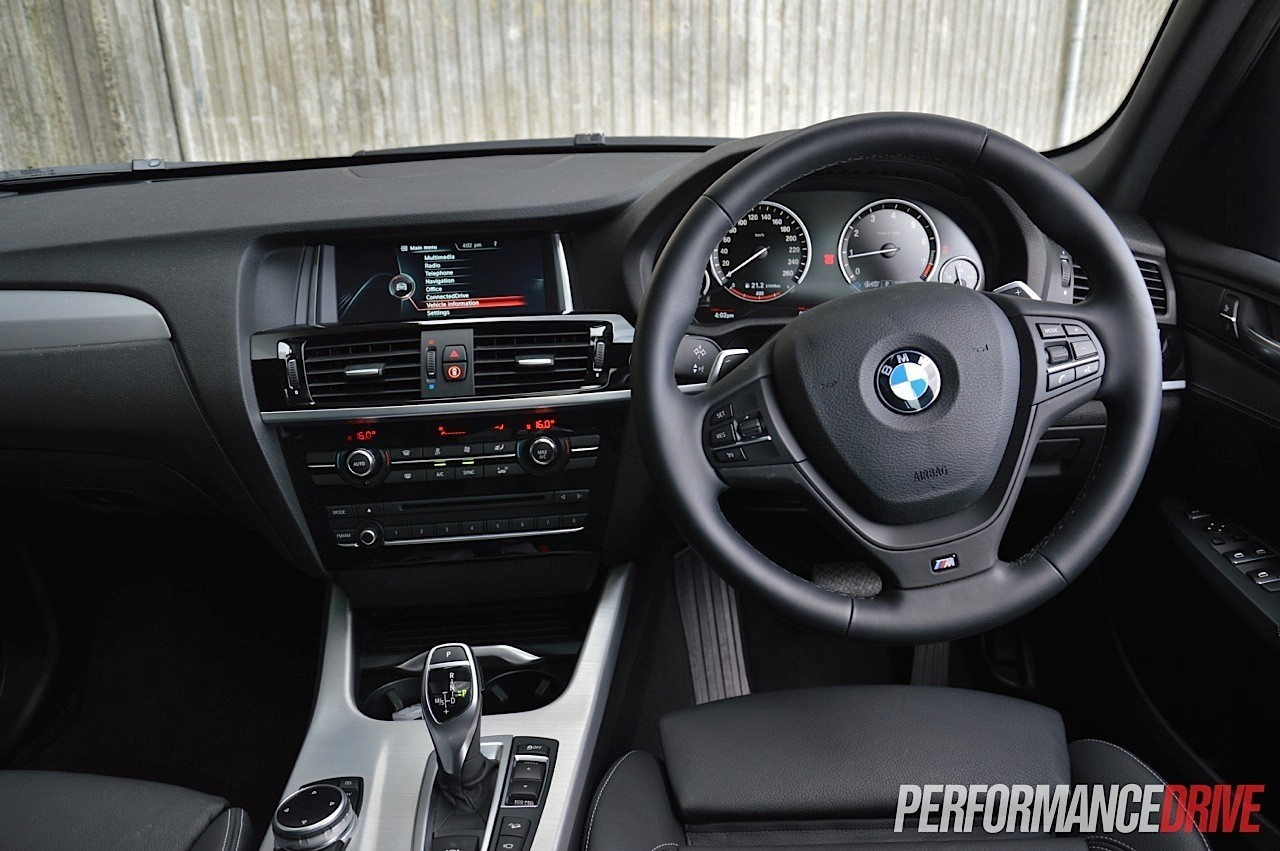 2014 bmw x3 xdrive28i interior