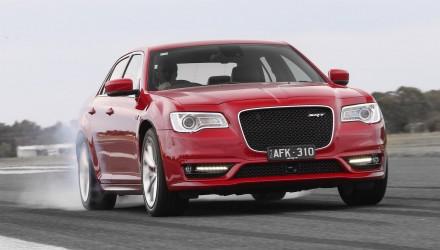 2015 Chrysler 300 SRT on sale in Australia, gets 8spd auto