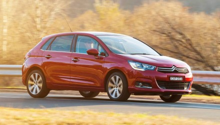 2015 Citroen C4 on sale in Australia, gets new 1.2 turbo