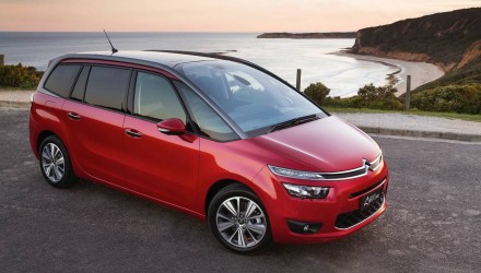 Citroen Grand C4 Picasso gains third row air-con at no cost