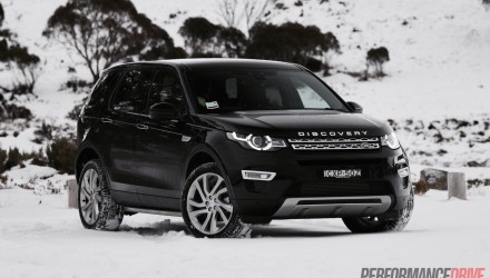 Land Rover Discovery Sport SD4 HSE Luxury review (video)