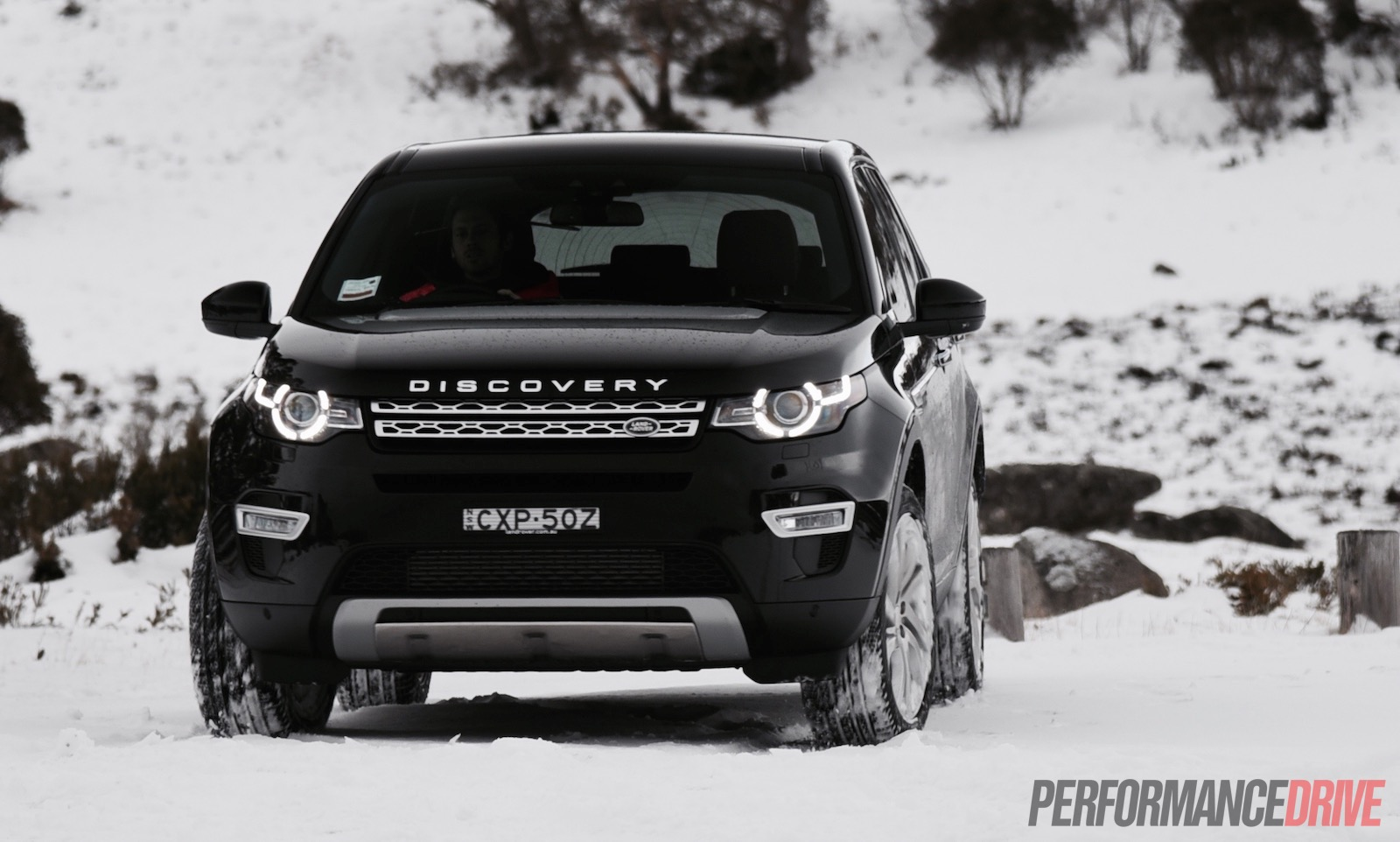 2015 Land Rover Discovery Sport Hse Headlights