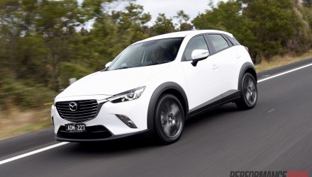 2015 Mazda CX-3 sTouring petrol review (video)