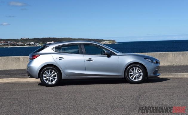 2015 Mazda3 Neo-hatch