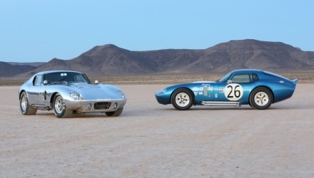 Shelby making 50 Daytona Cobra special edition coupes