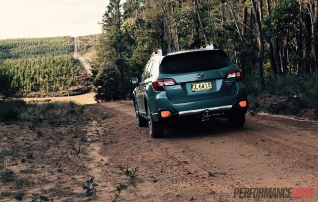 2015 Subaru Outback-4x4