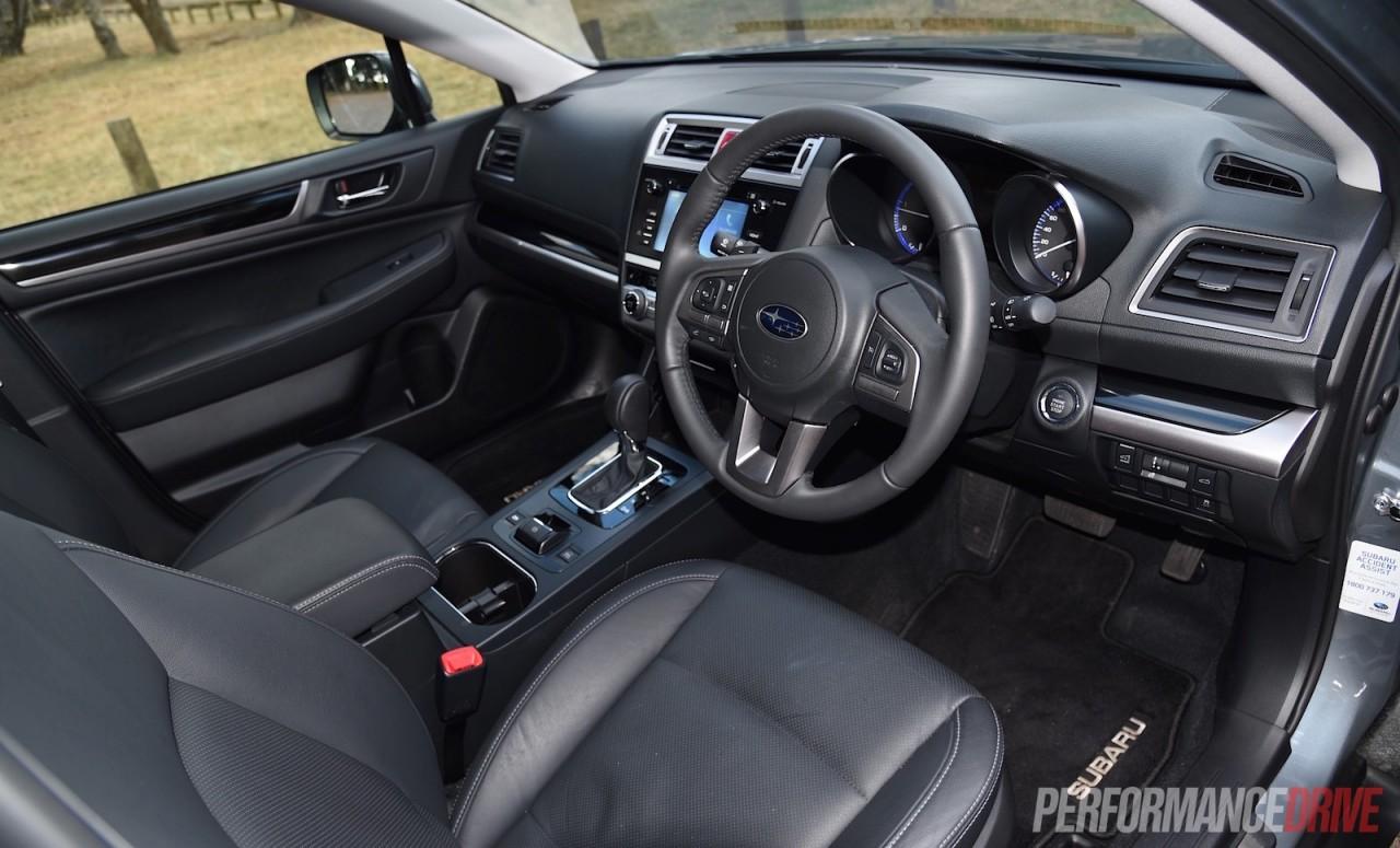 2015 Subaru Outback review video 2 0D & 2 5i