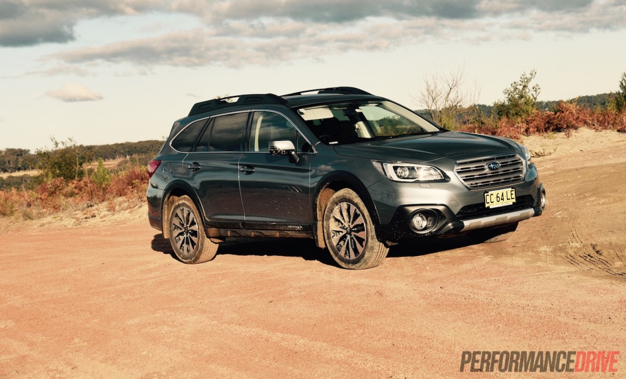 2015 Subaru Outback review video 2 0D & 2 5i
