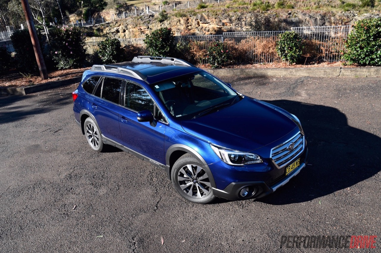 2015 subaru outback review video 2 0d performancedrive. Black Bedroom Furniture Sets. Home Design Ideas