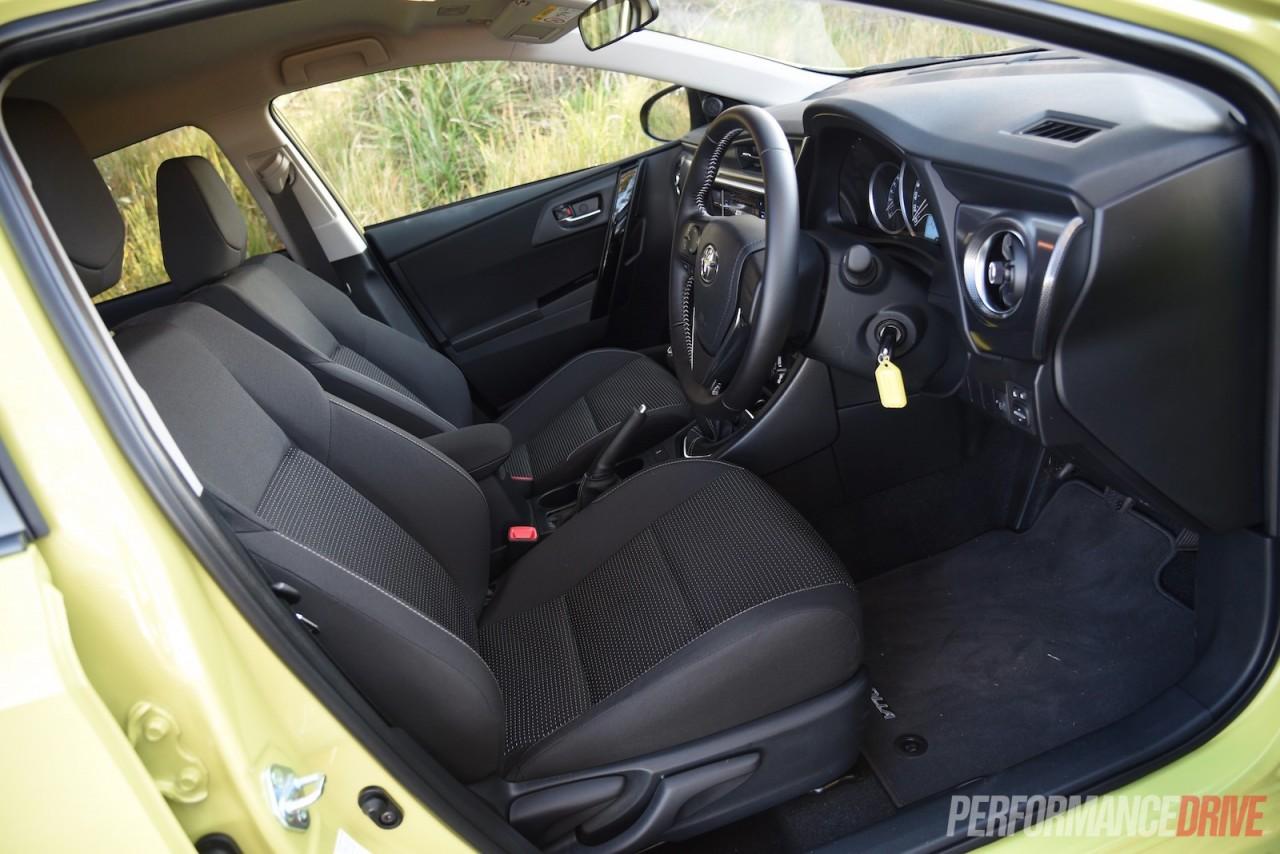 toyota corolla 2015 interior seats. 2015 toyota corolla ascent sportfront seats interior a
