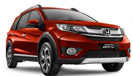 Honda BR-V prototype previews upcoming 7-seat crossover