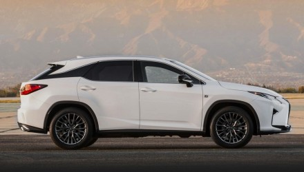 Seven-seat option for Lexus RX SUV to be announced soon?