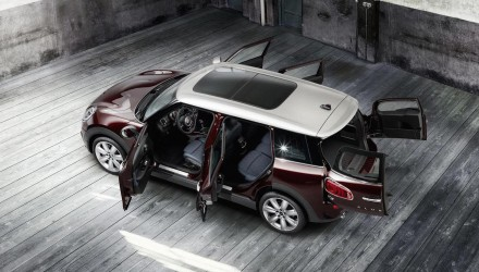 2016 MINI Clubman to go for upmarket approach, take on Audi A3