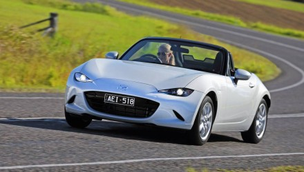 All-new Mazda MX-5 on sale in Australia from $31,990
