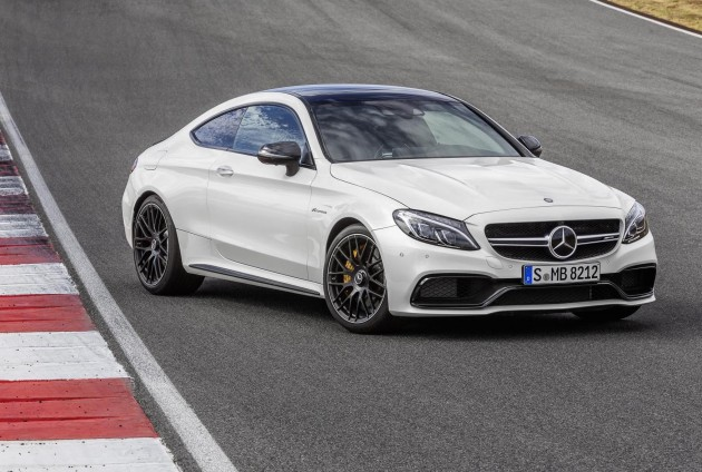 2016 Mercedes-AMG C 63 AMG Coupe