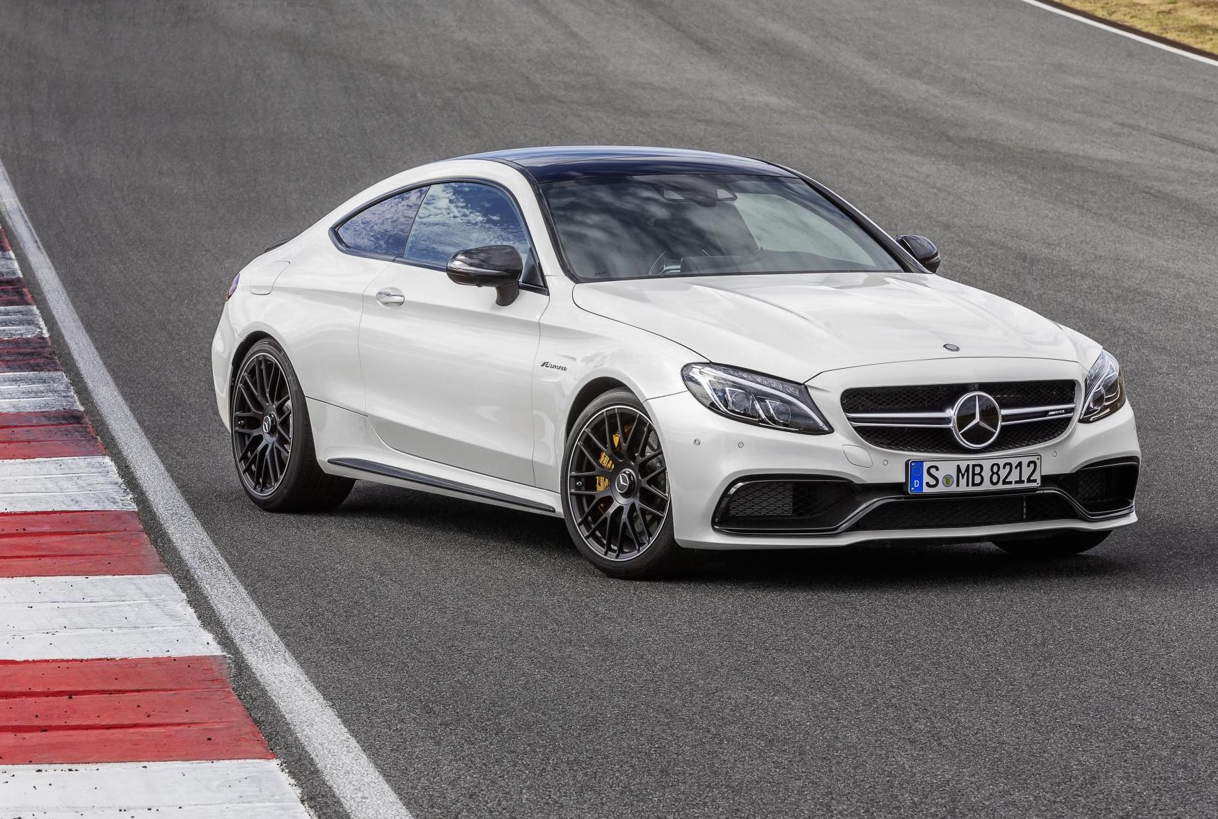 2016 mercedes amg c 63 coupe revealed performancedrive. Black Bedroom Furniture Sets. Home Design Ideas