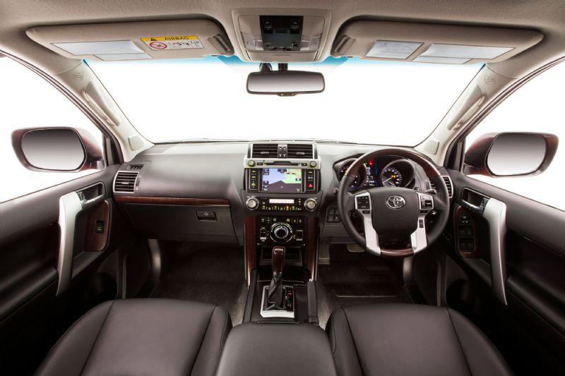 2016 Toyota Prado Revealed Now On Sale With New 2 8td