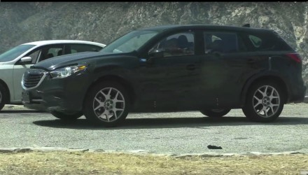 Video: 2017 Mazda CX-9 prototype spotted in LA