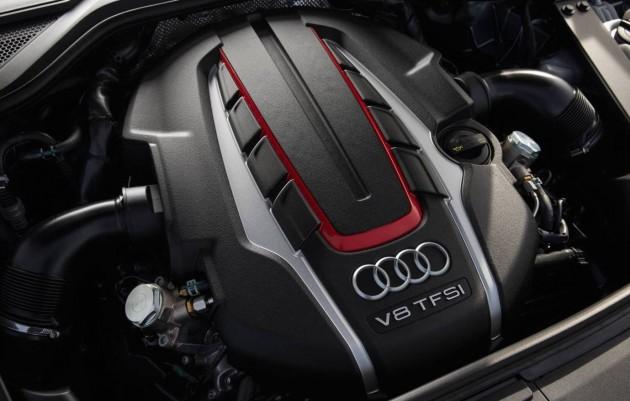 Audi 4.0 TFSI V8