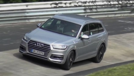 Audi SQ7 diesel specs confirmed via spec sheet?