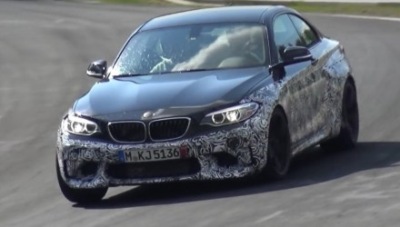 BMW M2 to be unveiled online in October – report