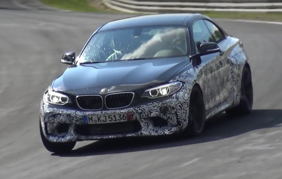 bmw m2 to be unveiled online in october report performancedrive. Black Bedroom Furniture Sets. Home Design Ideas
