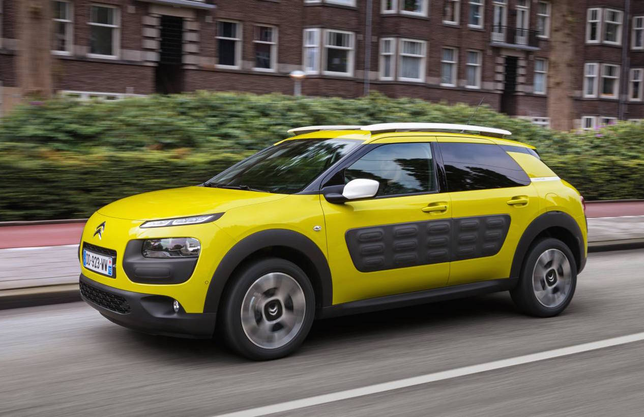 citroen c4 cactus engineered for australia initial specs confirmed performancedrive. Black Bedroom Furniture Sets. Home Design Ideas