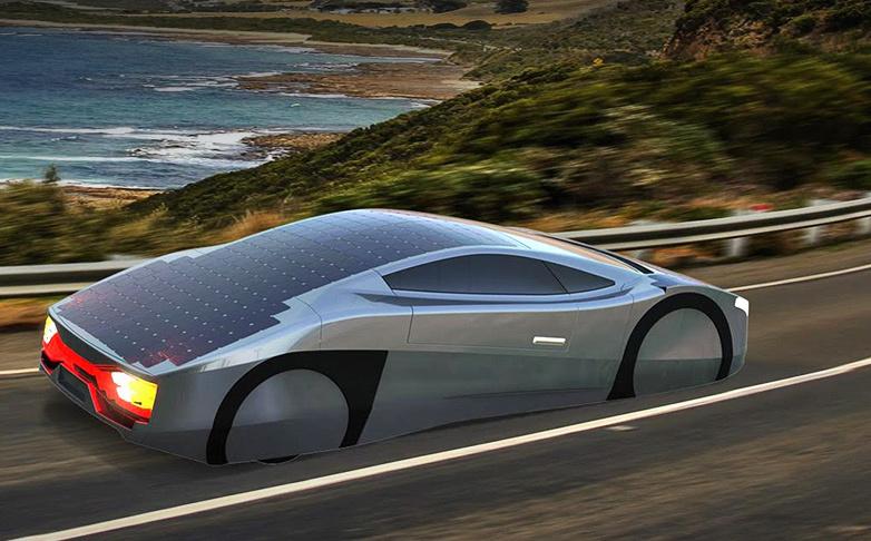 Solar Powered Production Cars On The Horizon In Australia