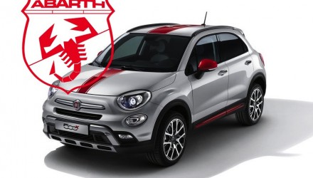 "Abarth Fiat 500X to be ""everything but a family version"""