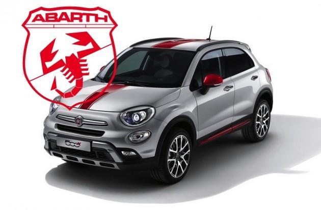 Fiat 500X-Abarth