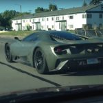 Video: Ford GT prototype spotted testing on streets in Detroit