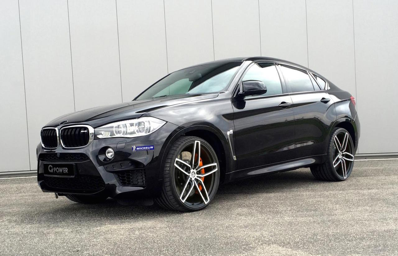 g power announces performance tune for 2015 bmw x6 m performancedrive. Black Bedroom Furniture Sets. Home Design Ideas