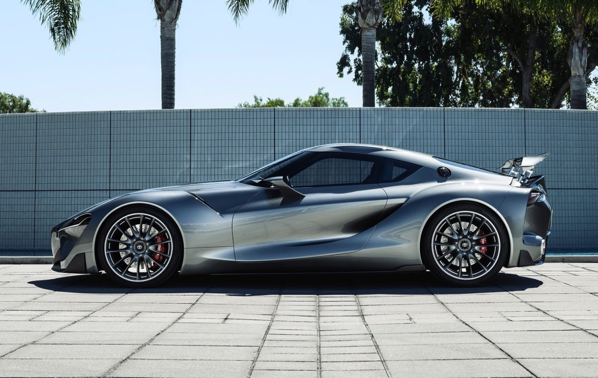 Toyota Ft1 Price >> Top 10 cars to look forward to before 2020 | PerformanceDrive