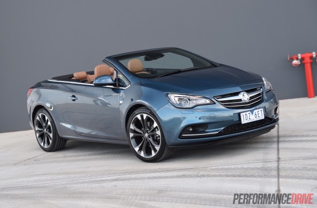 Holden Cascada Launch Edition