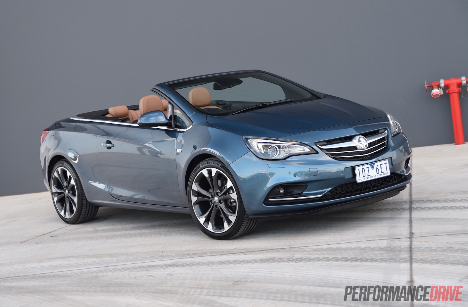2015 Holden Cascada 1 6t Review Video Performancedrive