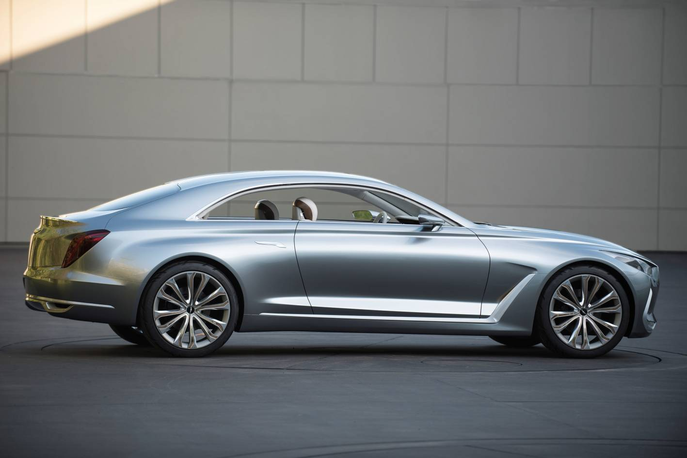 Hyundai Vision G Concept Coupe unveiled | PerformanceDrive