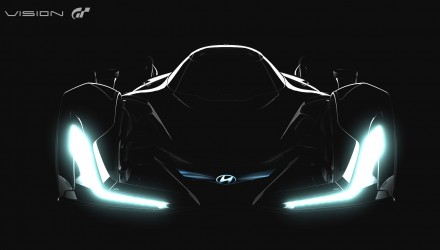 Hyundai Vision Gran Turismo concept to preview N sub-brand potential