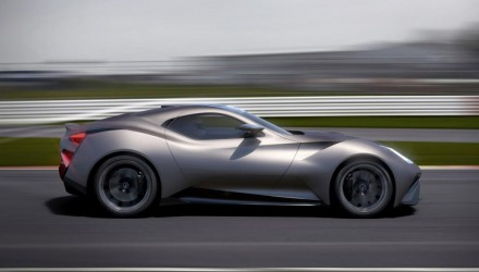 Icona Vulcano Titanium to debut at Pebble Beach; Chinese supercar