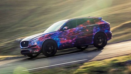 "Jaguar F-Pace promises ""unrivalled breadth of dynamic ability"""