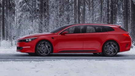 "Kia confirms ""new body style"" for Optima, wagon likely"