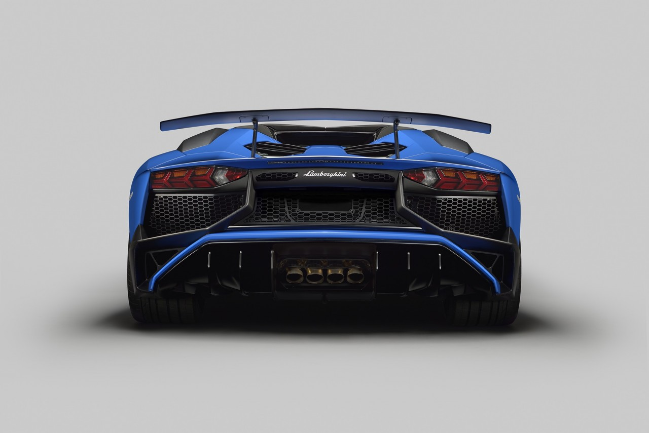 Lamborghini Aventador Superveloce Roadster unveiled ...