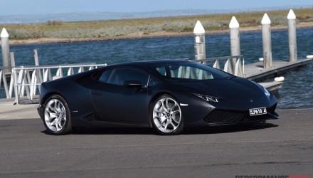 Fourth Lamborghini dealership opens in Australia; Brisbane