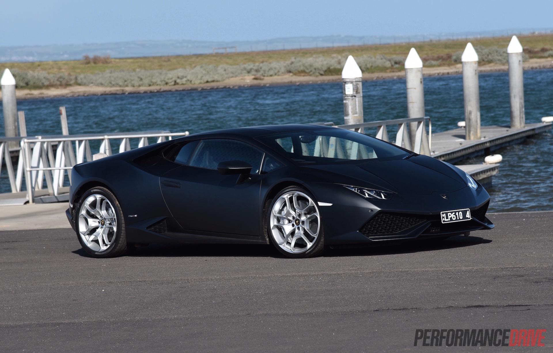 Fourth Lamborghini Dealership Opens In Australia Brisbane